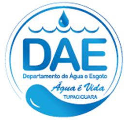 DAE – Departamento de Água e Esgoto